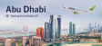 airBaltic poleci do Abu Dhabi