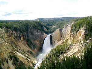 Park Narodowy Yellowstone w USA - katalog państw - Why Not Fly