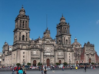 Mexico City - katalog miast Why Not Fly