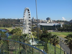 Ferris Wheel - Perth - katalog miast - Why Not Fly