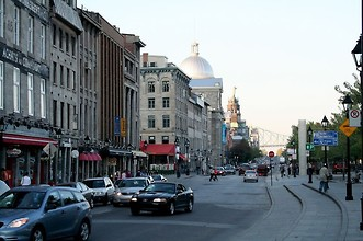 Stare miasto - Montreal - katalog państw - Why Not Fly